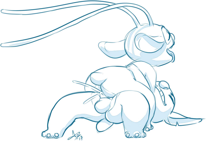 and lilo from alien stitch pink Cat planet cuties eris nude