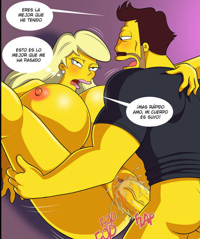 the marge from naked simpsons Fotos de elsa y anna