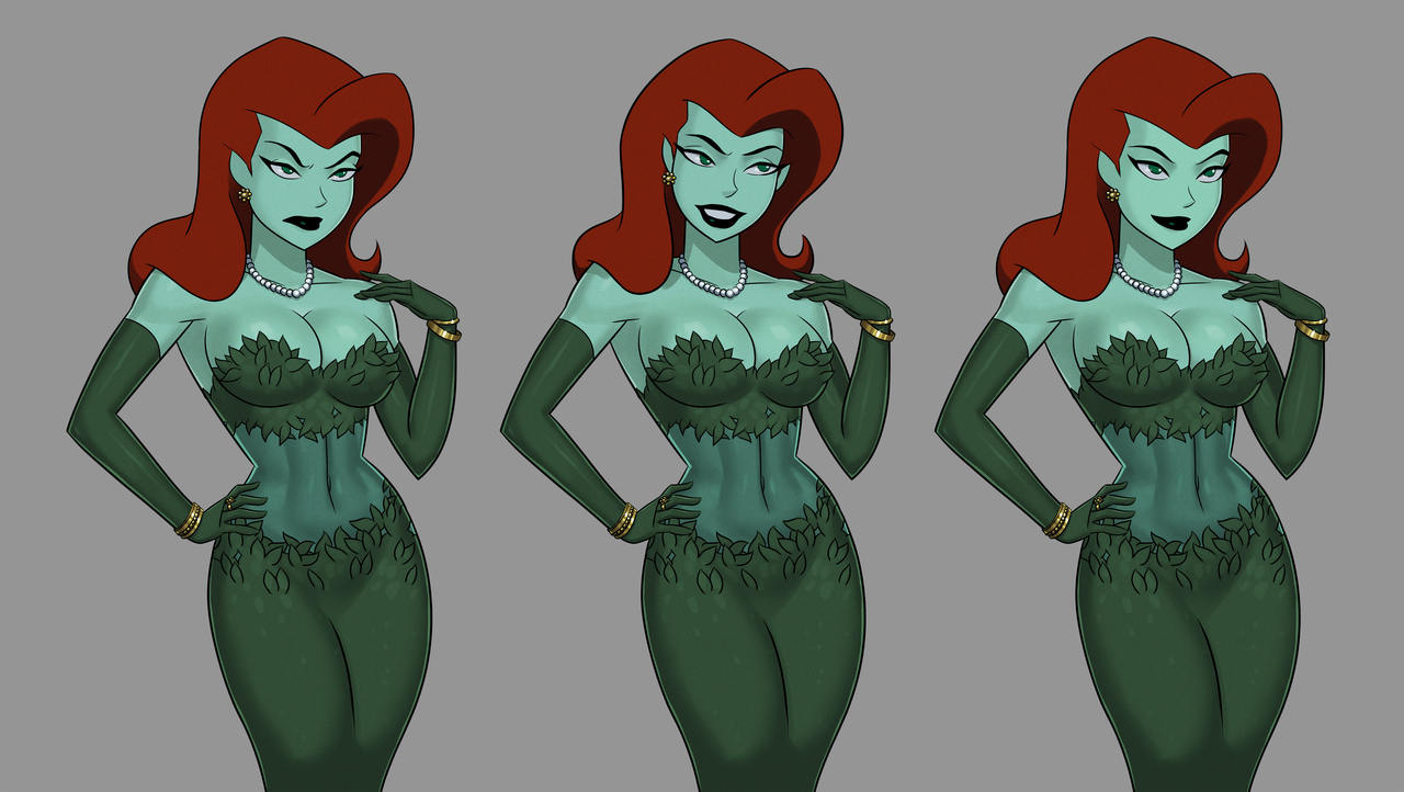ivy the bold brave the batman poison and Porn sites that start with e