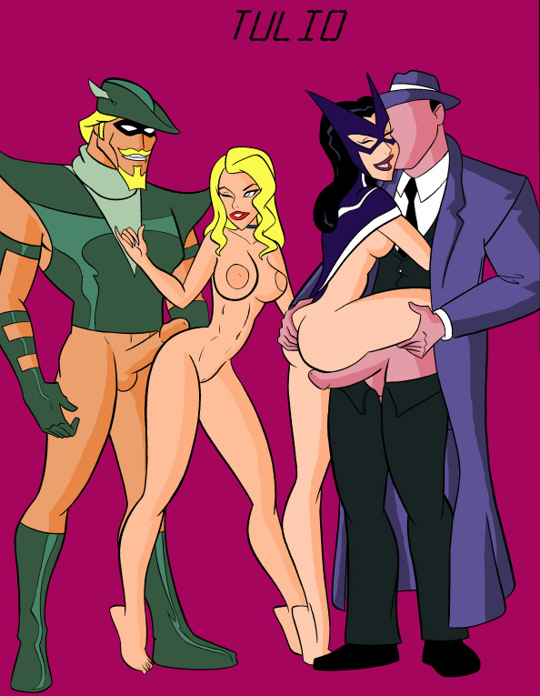 huntress black kiss and canary League of legends porn fanfiction