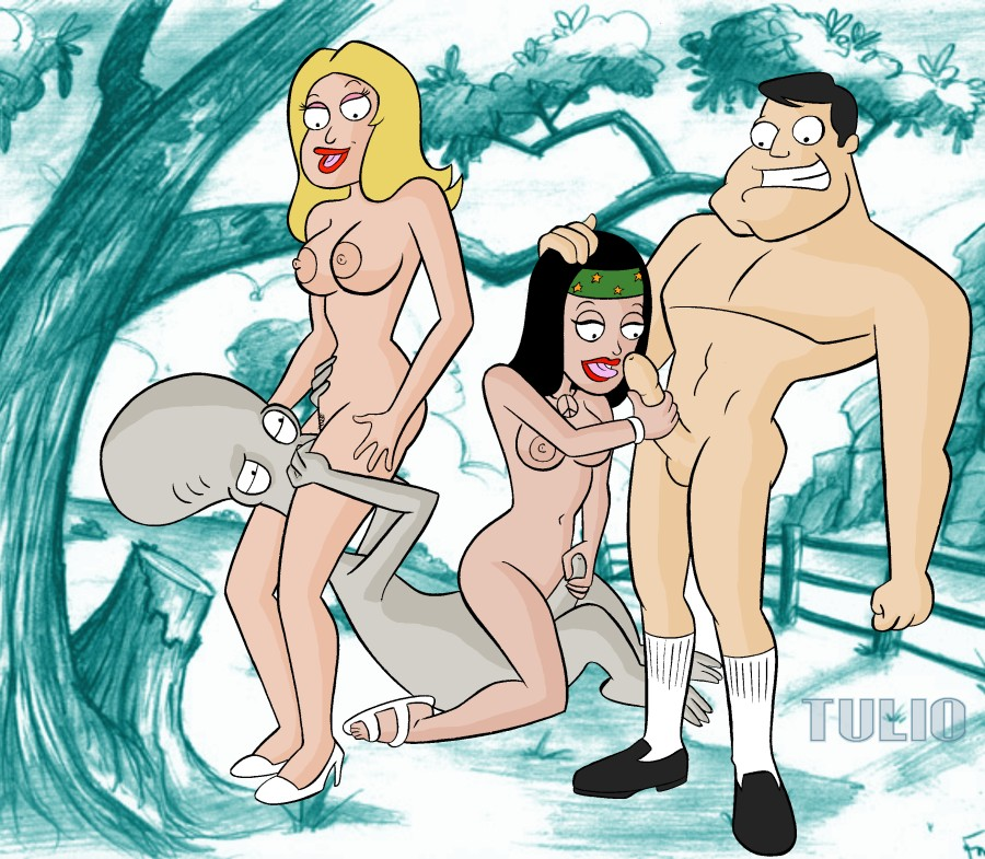 ghost american past dad of christmas Phineas and ferb grechen nude