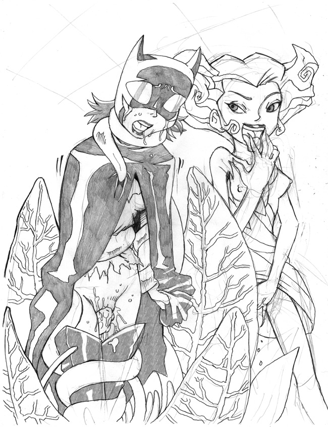 the brave bold ivy poison and the batman Yu gi oh zexal rio
