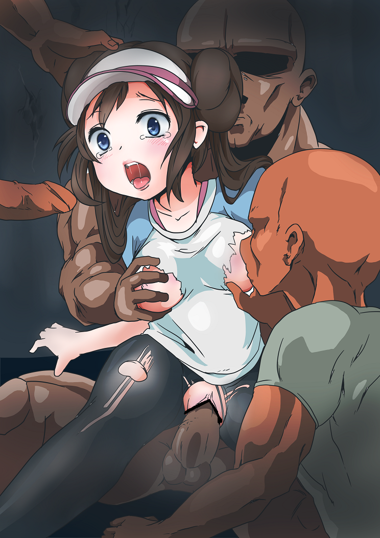 is old pokemon how rosa Meet n' fuck games