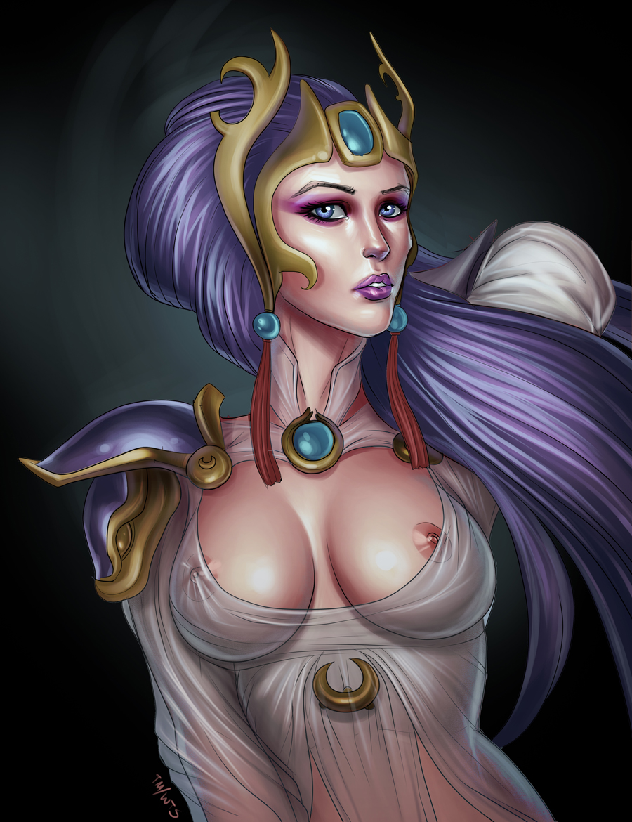 league miss fortune naked legends of Deep space waifu flat justice nude