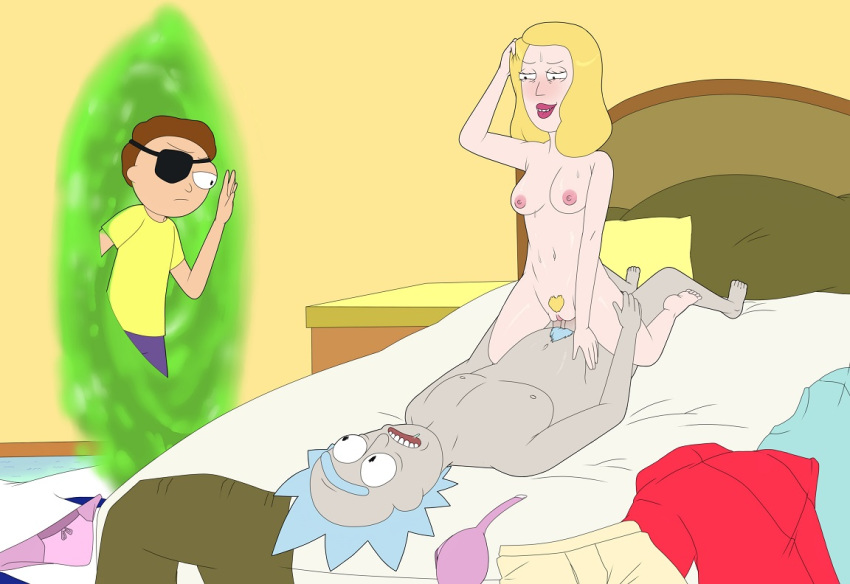 mortys of mortys pocket list What time is it adventure time gif