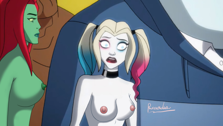 pictures of nude harley quinn Furry giantess micro in underwear