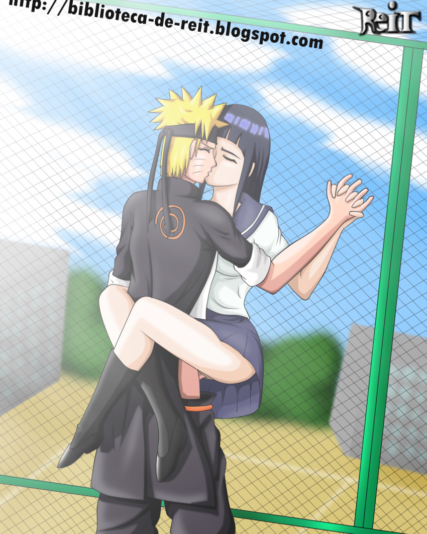 are rulers naruto and hinata Tails and cosmo have sex