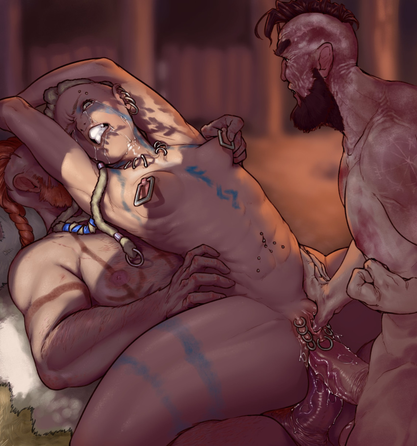 honor for prior black female Here there be dragons porn comic
